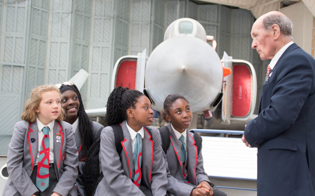 Enrichment Fortnight: IWM Duxford