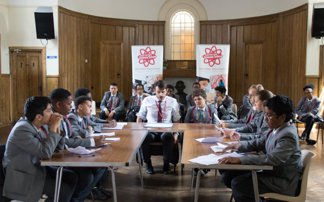 Enrichment Fortnight: Year 8 debating competition