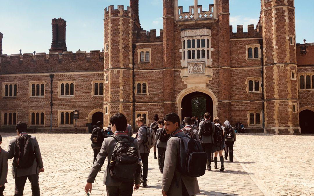 Enrichment Fortnight: Hampton Court Palace