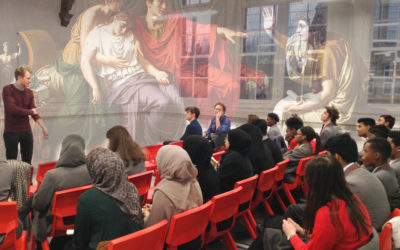 Aeneid and Augustus: Year 11 and 12 Classics lectures