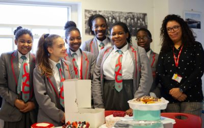 Year 8 charity cake bake