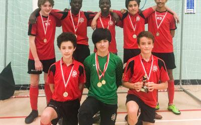 Futsal Champions of Newham