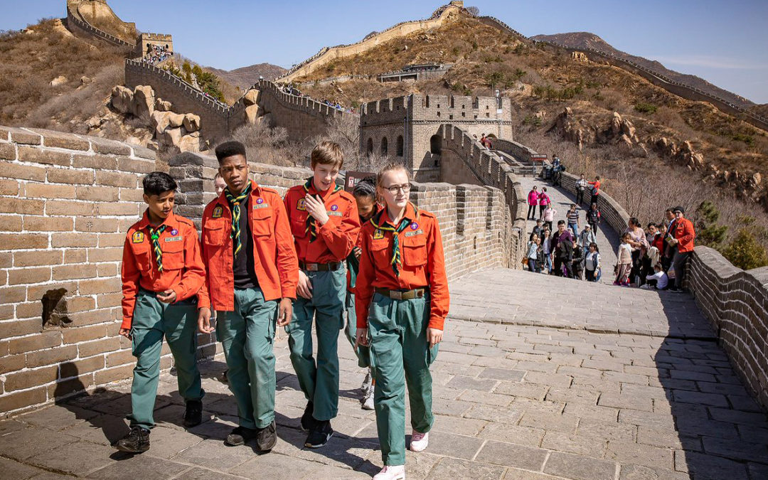 Year 9 China cultural exchange