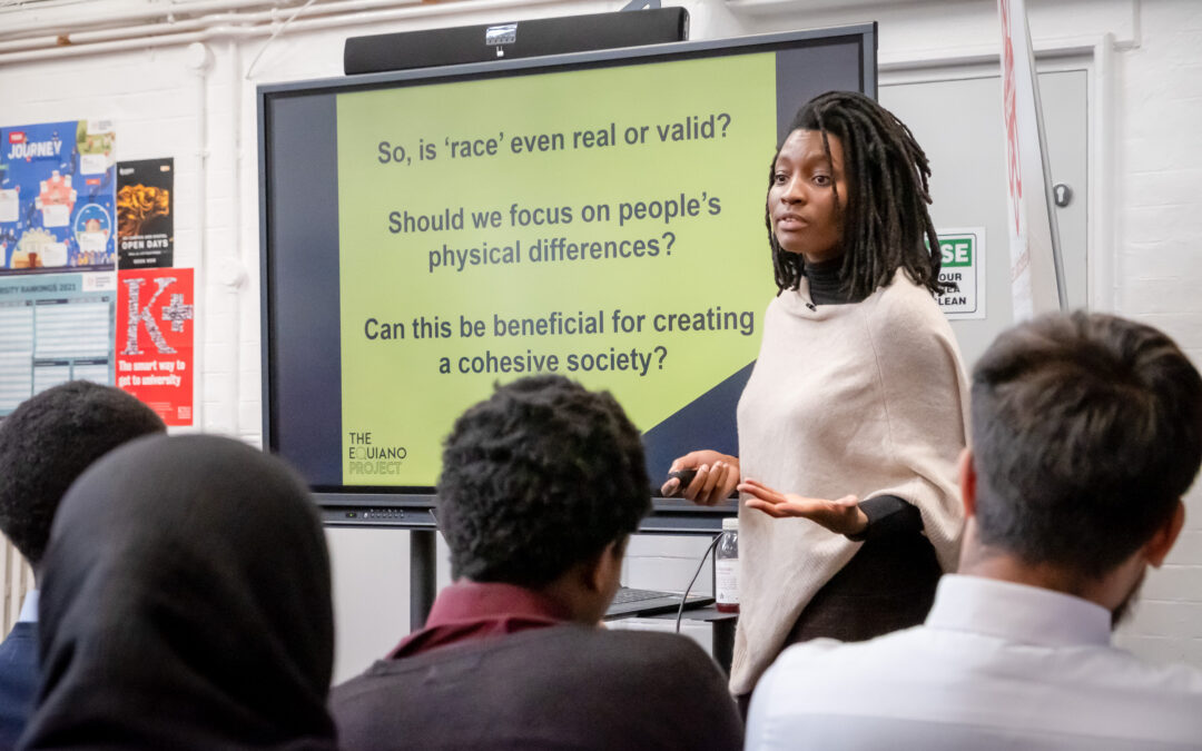 ELSS Sixth Form Launch Guest Lecture Series