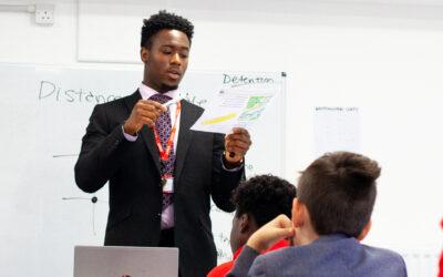 Teacher Spotlight: Clement Owusu