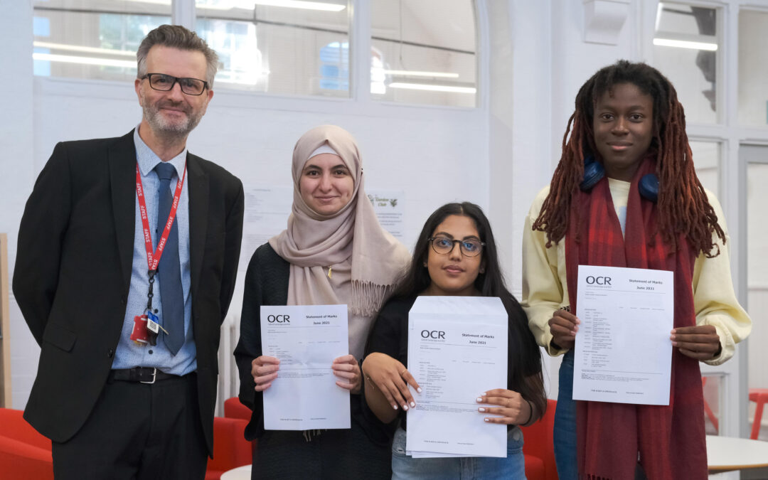 ELSS continues its strong run of A-Level results